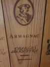 Charles De Squeyre - Armagnac 1931 40% alc. by vol. 70cl with wooden box