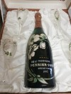 Perrier-Jouet - Cuvée Belle Epoque 1982 OC with 4 glasses MAGNUM 1500ml