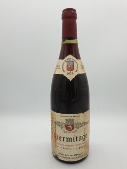 Domaine Jean-Louis Chave Hermitage 1977