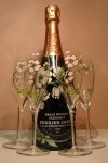 Perrier-Jouet - Cuv�e Belle Epoque 1988 with 4 glasses