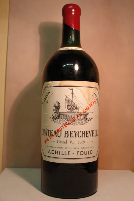 Château Beychevelle St. Julien 1969 IMPERIAL 6000ml
