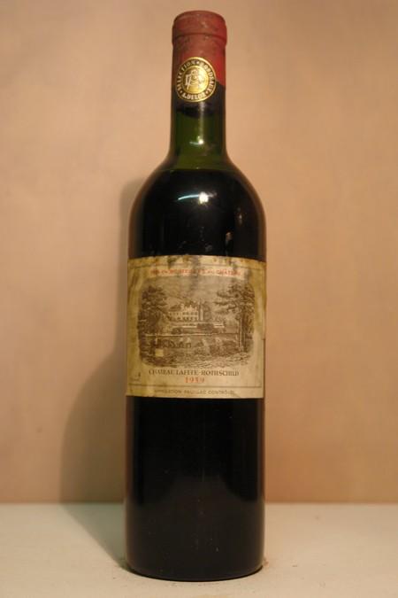 Ch U00e2teau Lafite Rothschild 1959