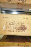 Château Lynch Bages 1989 OWC 12 bottles 9000ml case