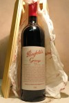 Penfolds Grange 1998 with Single OWC