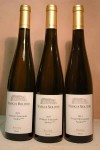 Markus Molitor - 3bt of 300 Parker Points Collection 2013 Zeltinger Sonnenuhr / Wehlener Sonnenuhr / Uerziger Würzgarten Riesling Auslese *** (3 STAR) Goldkapsel 2013 2250ml Case