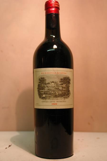 Ch U00e2teau Lafite Rothschild 1929